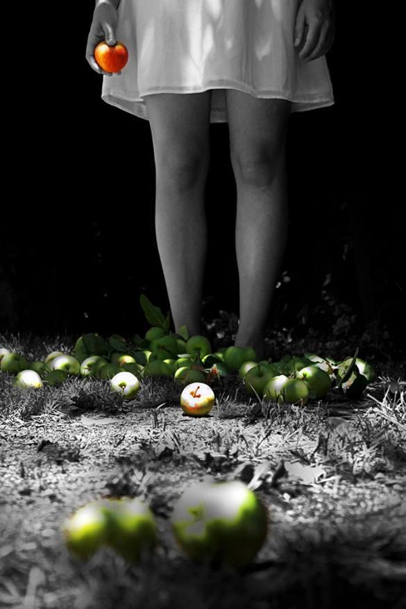 """2º Premio: """"Verde doncella"""" de Eva Sarciat."""