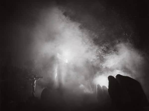 """Premio Semana Santa de Gandía: """"Foto II"""" de Rafael Andrés Faus."""
