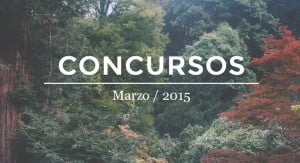 Concursos Destacados de Marzo 2015