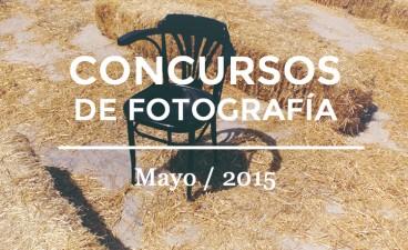 Los mejores concursos de fotografía de Mayo 2015
