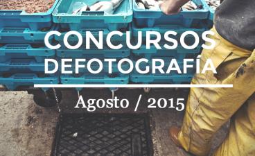 Los mejores concursos de fotografía de Agosto 2015