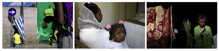 """""""Addis Ababa: The Epiphany"""" de Susana Cabañero"""