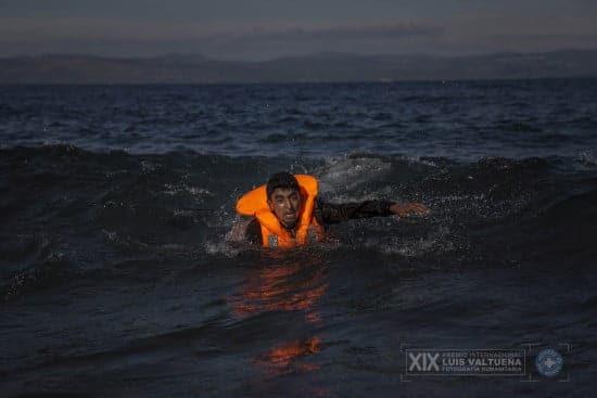 Olmo Calvo ganador del XIX Premio Internacional de Fotografía Humanitaria Luis Valtueña