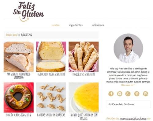 Tutorial Fotografía de comida - felizsingluten.com