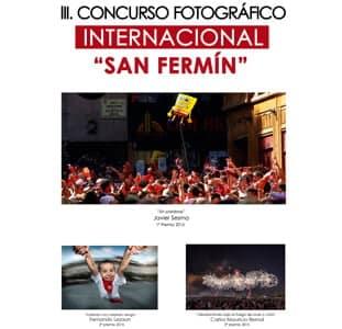 """III Concurso Fotográfico Internacional """"San Fermín"""""""