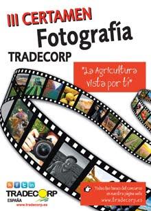 III Certamen de Fotografía Agrícola 2016. Tradecorp