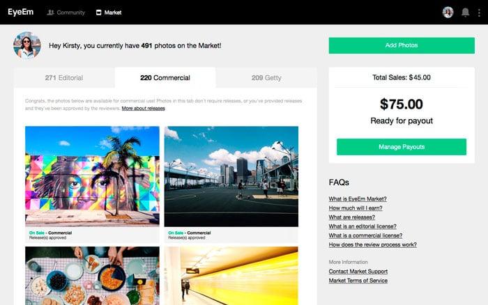 EyeEM, mucho más que una App de fotografía