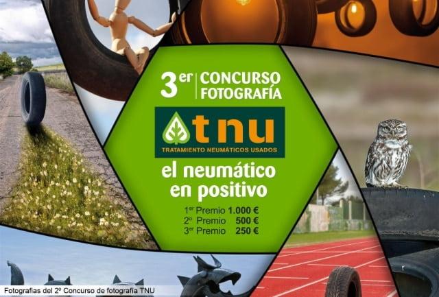 """3er Concurso fotográfico """"El neumático en positivo"""""""