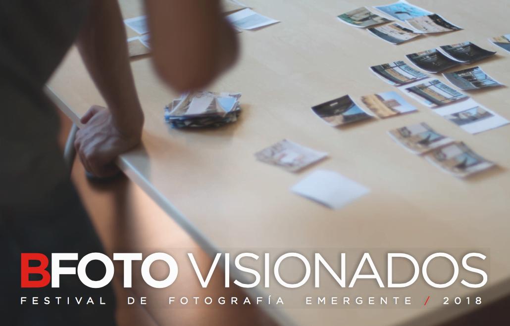 Convocatoria de Visionados Festival BFOTO