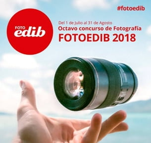 Octavo Concurso de Fotografía FOTOEDIB 2018