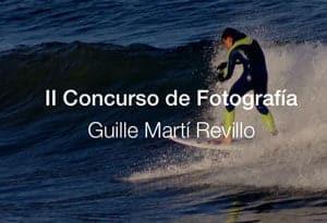 II Concurso de Fotografía Guille Martí Revillo
