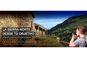 La Sierra Norte de Madrid desde tu Objetivo