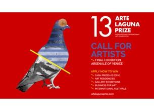 13° Premio Internacional Arte Laguna Prize