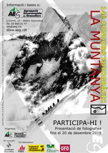 """14º Concurso Fotográfico """"La Muntanya"""""""