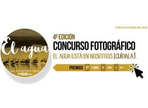 Concurso Fotográfico del Agua