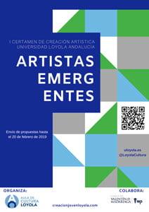 I Certamen de Creación Artística Universidad Loyola Andalucía