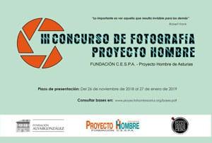 III Concurso de Fotografía Proyecto Hombre de Asturias