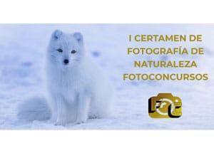 I Certamen de Fotografía de Naturaleza - Fotoconcursos