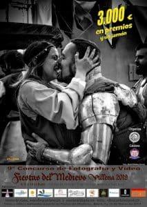 """9º Concurso Fotográfico """"Fiestas del Medievo"""" Villena"""
