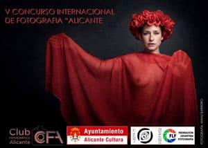 """V Concurso Internacional de Fotografía """"Alicante"""""""