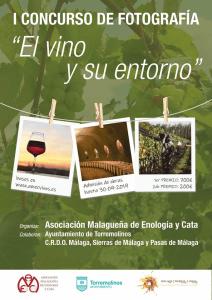 """I Concurso de fotografía """"El vino y su entorno"""""""