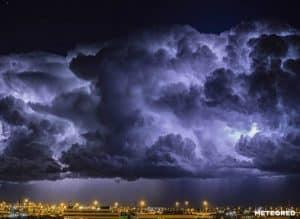 VI Concurso de Fotografía Meteorológica de Beniarrés