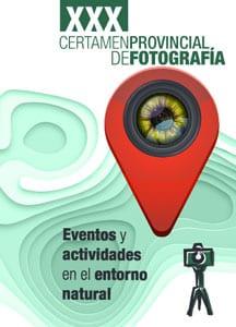 """XXX Certamen de fotografía """"Eventos y actividades en el entorno natural"""""""