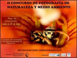 II Concurso Fotográfico de Naturaleza y Medio Ambiente