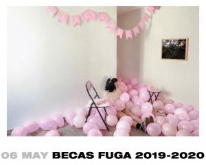 Becas Fuga 2019-20