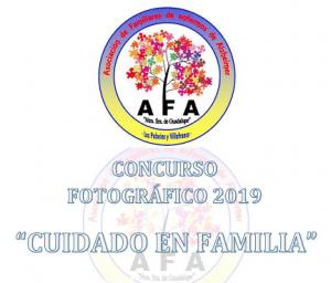 """Concurso Fotográfico """"Cuidado en Familia"""" 2019"""