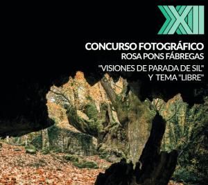 """XII Concurso fotográfico """"Rosa Pons Fábregas"""""""