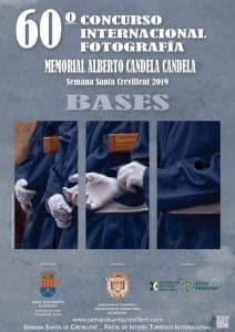 """60º Concurso Internacional de Fotografía """"Memorial Alberto Candela Candela"""""""
