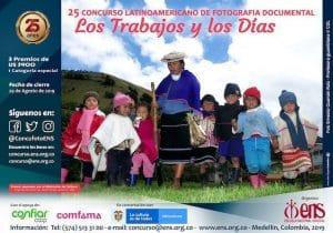 """Concurso Latinoamericano de Fotografía Documental """"Los trabajos y los días"""""""