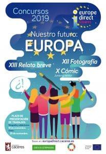 XII Concurso Europa Direct Cáceres 2019