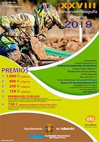 XXVIII Concurso de Fotografía Deportiva 2019