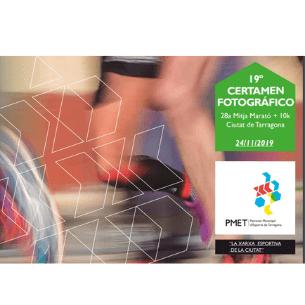 19º Certamen Fotográfico 28a Mitja Marató Ciutat de Tarragona