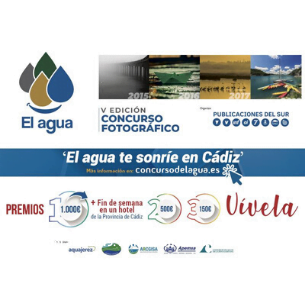 V Concurso Fotográfico El Agua en la Provincia de Cadiz 2020