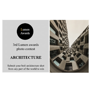 "III Lumen awards photo contest ""Architecture"""