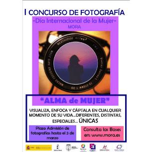 """I Concurso de fotografía """"Alma de Mujer"""""""