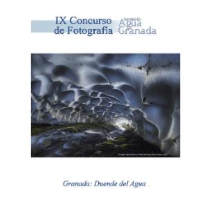 IX Concurso de fotografía AGUA GRANADA