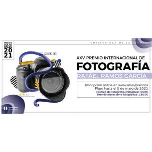 XXV Premio Internacional de Fotografía Rafael Ramos García de La Universidad de La Laguna
