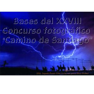 """XXVIII Concurso Fotográfico """"Camino de Santiago"""""""